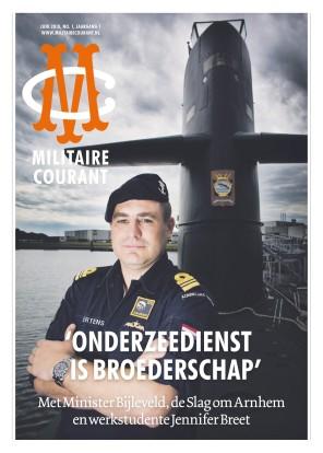 militaire courant omslag editie jun18