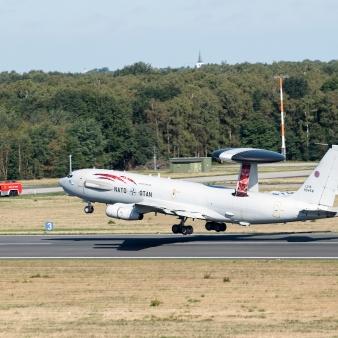 Retirement Aircraft Tail 458 Tiger, 11 September 2018, Geilenkirchen, Photos were taken by Melanie Becker